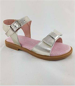 Sandalia para niñas modelo F100bonita cava