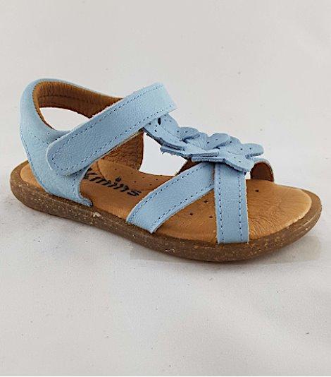 Sandalia para niñas modelo 4559 celeste