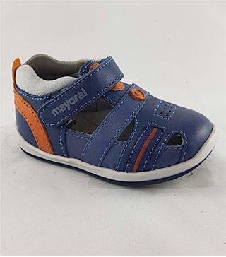 Primeros pasos niño modelo 41172 color azul