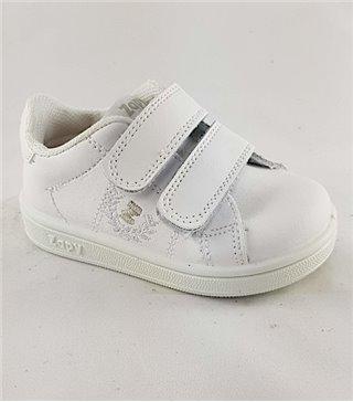 Primeros pasos niño modelo 520-01 blanco