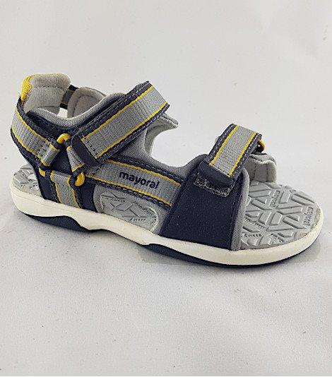Sandalia para niños modelo 43225 marino