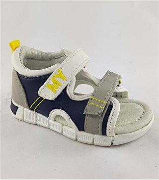 Sandalia para niños modelo 41906 marino