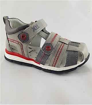 Sandalia para niños modelo 56737 gris