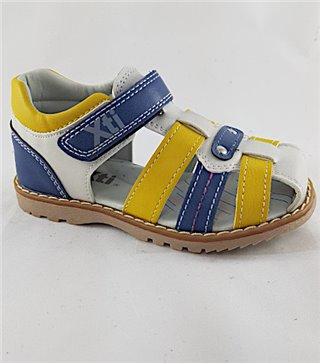 Sandalia para niños modelo 56808 jeans
