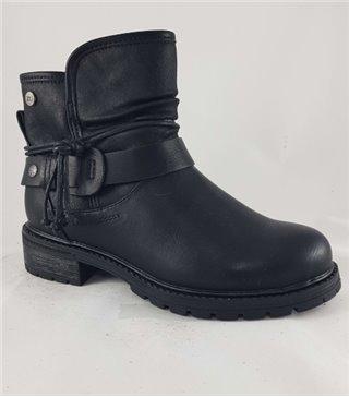 Bota niña cadete-57255-negro