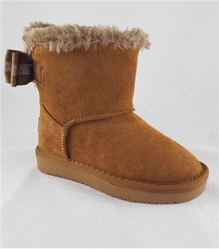 Bota niña cadete-57329-camel