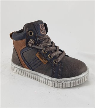 Bota niño modelo-1827-brown